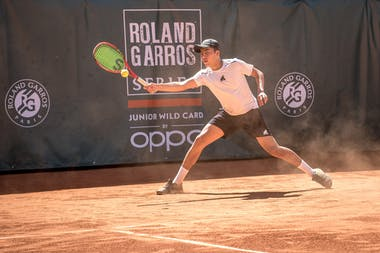 Juniors wild card series by Oppo au Mexique