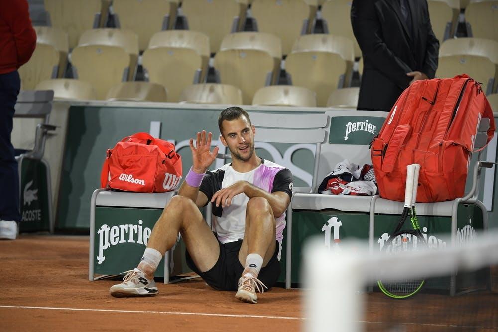 Laslo Djere, Roland-Garros 2021