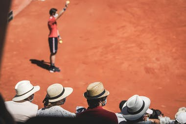 Spectateurs Roland-Garros 2021