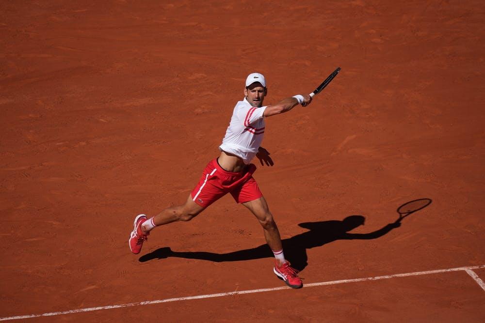 Novak Djokovic, Roland Garros 2021, final