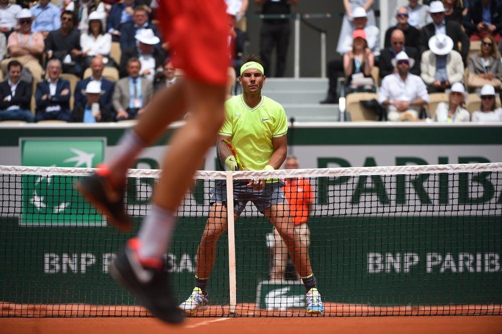 Rafael Nadal - Yannick Maden - Roland-Garros 2019
