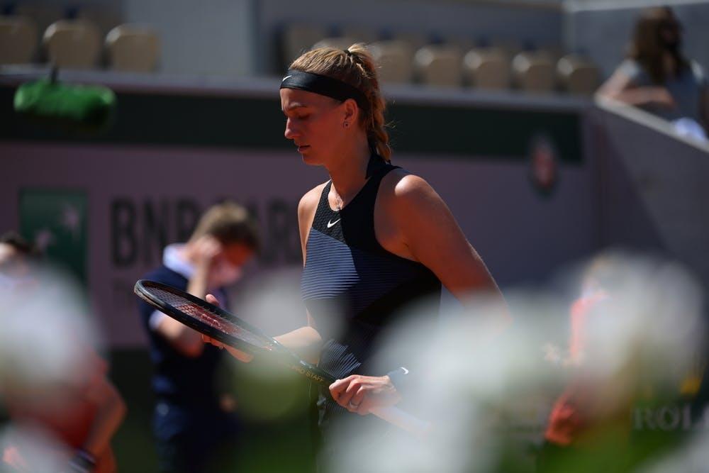 Petra Kvitova, Roland-Garros 2021