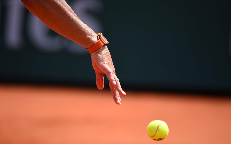 Roland-Garros 2018, Rafael Nadal, entraînement, practice, montre, watch