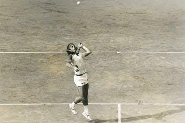 Guillermo Vilas, Roland-Garros 1977.