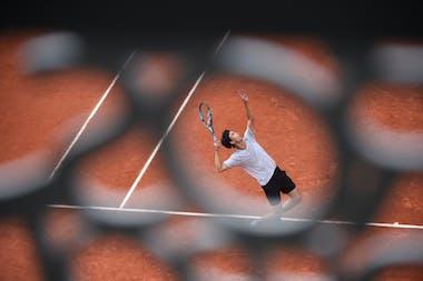 Taro Daniel, Roland-Garros 2021