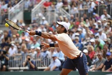 Roland-Garros 2018, Fernando Verdasco, 3e tour, 3rd round