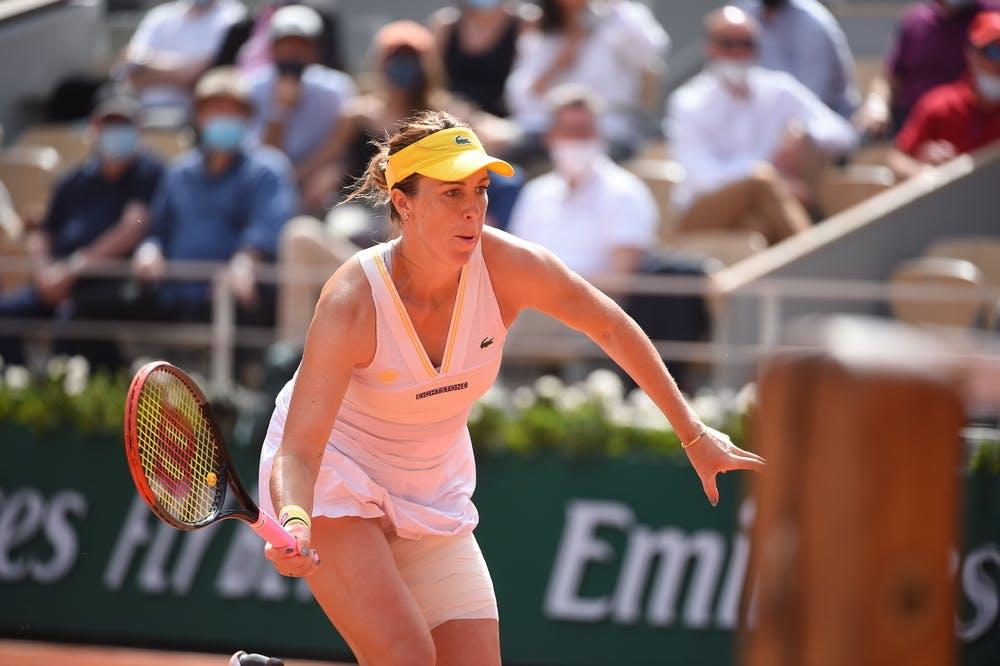 Anastasia Pavlyuchenkova, Roland-Garros 2021, final