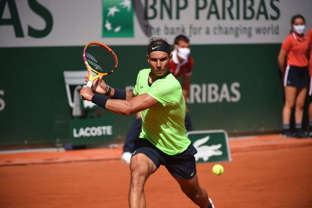 Rafael Nadal, Roland Garros 2021, quarter-final