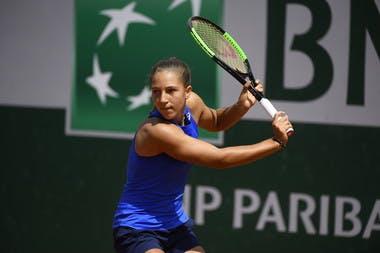 Diane Parry Roland Garros 2019
