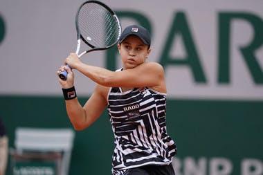 Ashleigh Barty -Roland-Garros 2019 - huitièmes de finale