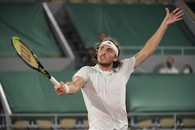 Stefanos Tsitsipas Roland Garros 2021