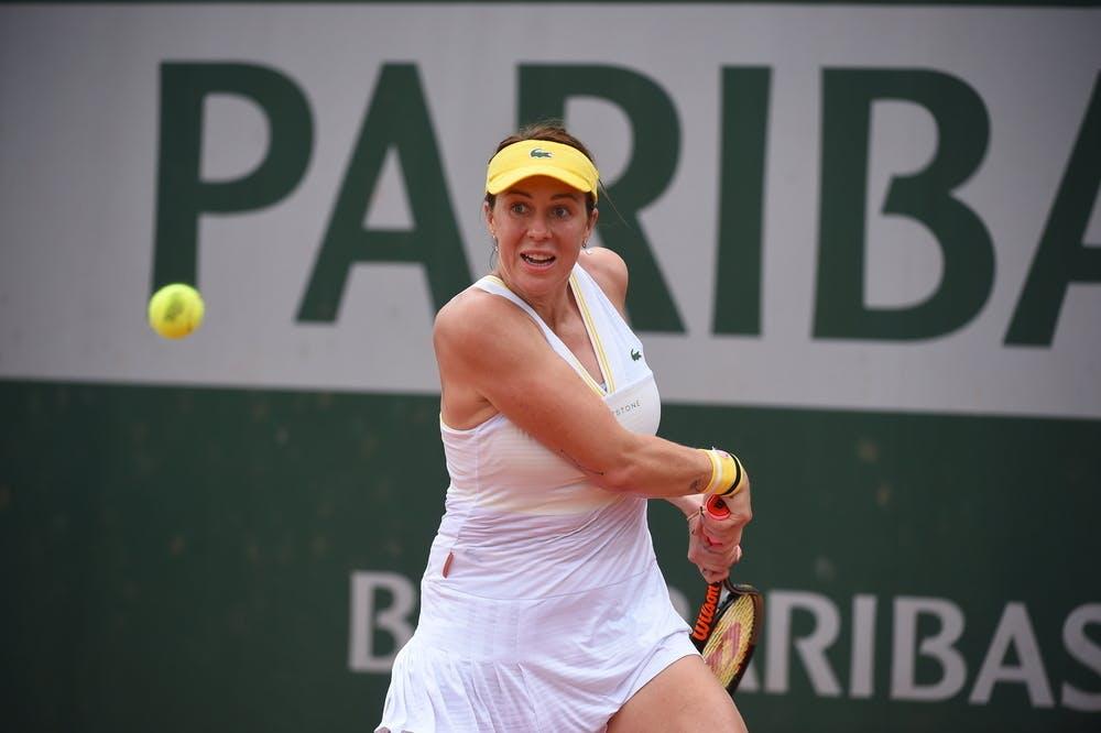 Anastasia Pavlyuchenkova, Roland-Garros 2021, second round