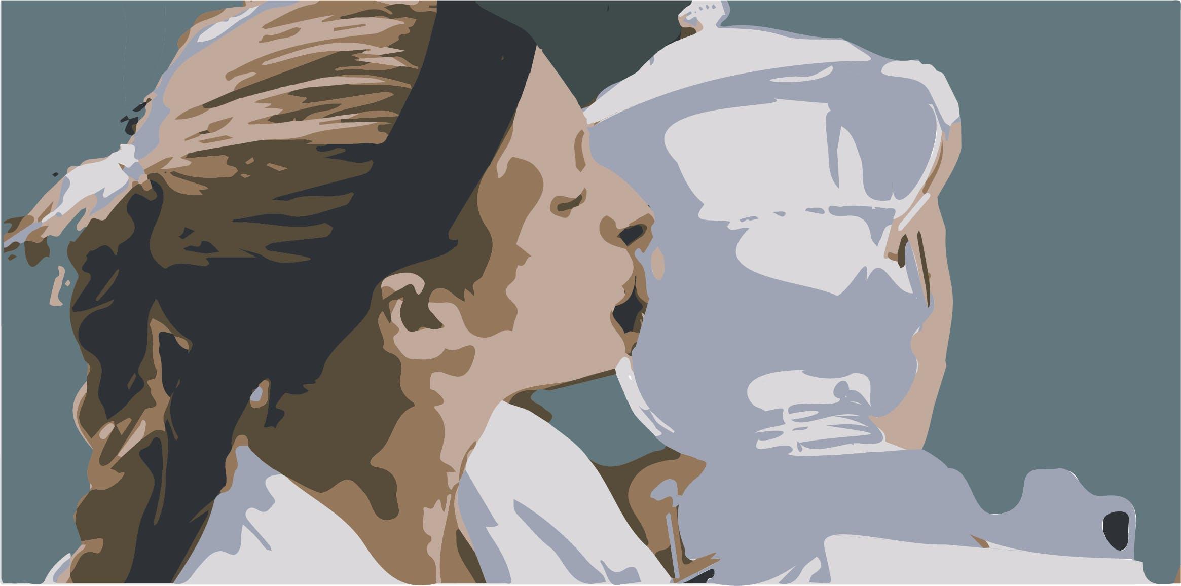 Victoire Mary Pierce Roland-Garros