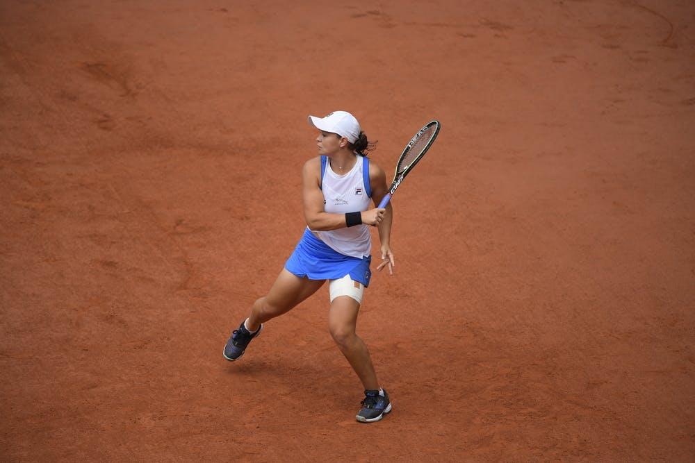 Ashleigh Barty, Roland Garros 2021, second round