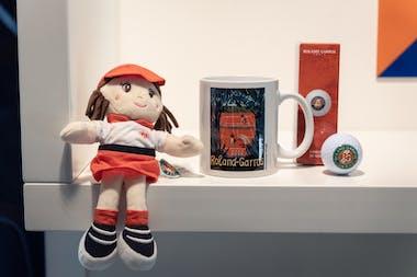 Griffe Roland-Garros, Souvenirs, Cadeaux