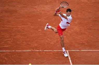 Roland-Garros 2018, Novak Djokovic, 1er tour