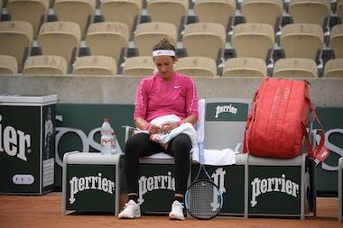 Victoria Azarenka, Roland-Garros 2020