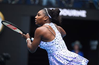 Serena Williams Australian Open 2020
