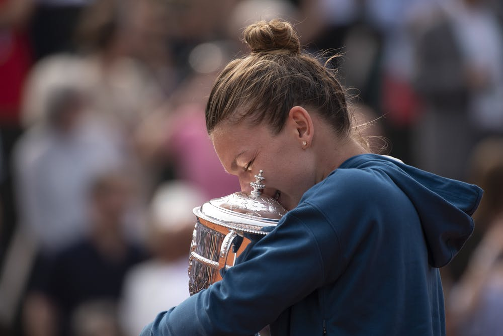 Simona Halep Roland-Garros 2018