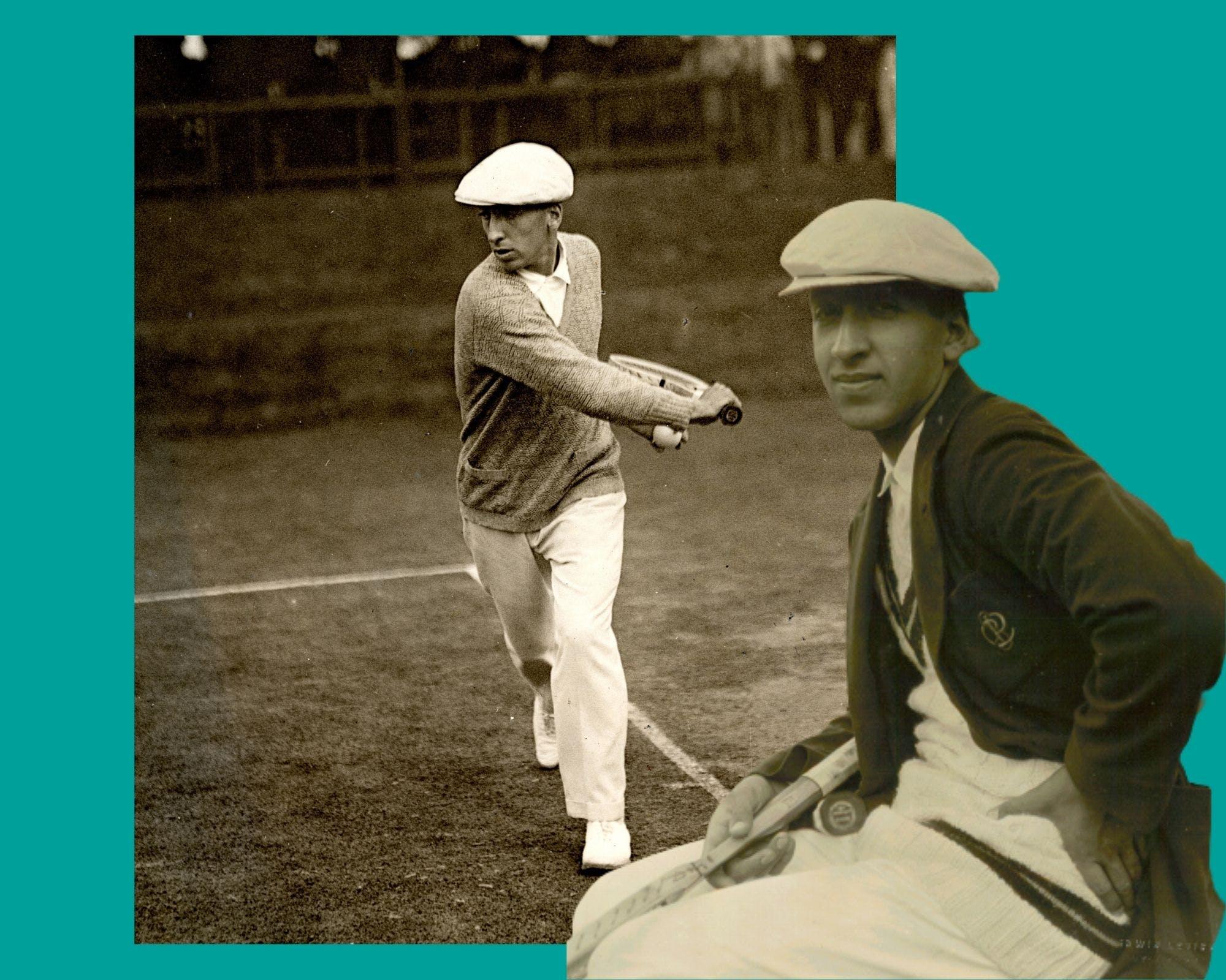 René Lacoste Roland-Garros