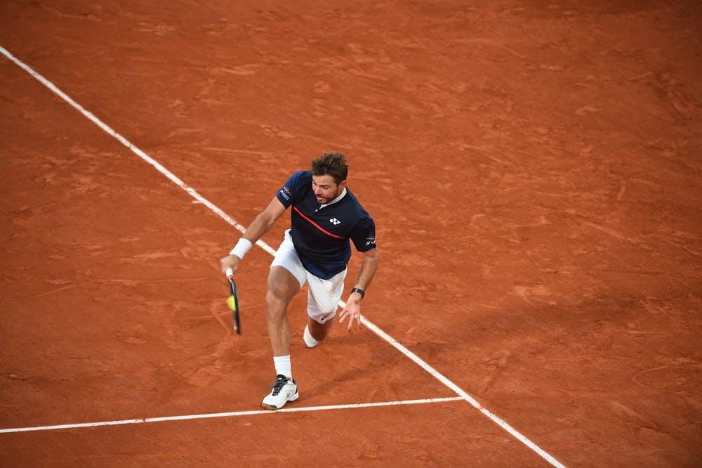 Roland-Garros 2020 Stan Wawrinka