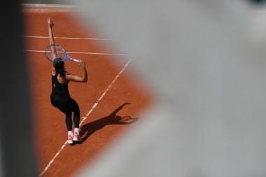 Ambiance Roland-Garros croix Saint-André.