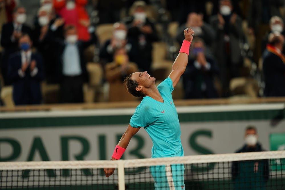 Rafael Nadal, Roland-Garros 2020, finale