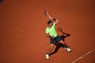 Rafael Nadal, Roland Garros 2021, fourth round