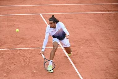 Pierre-Hugues Herbert, Roland-Garros 2020, 1er tour