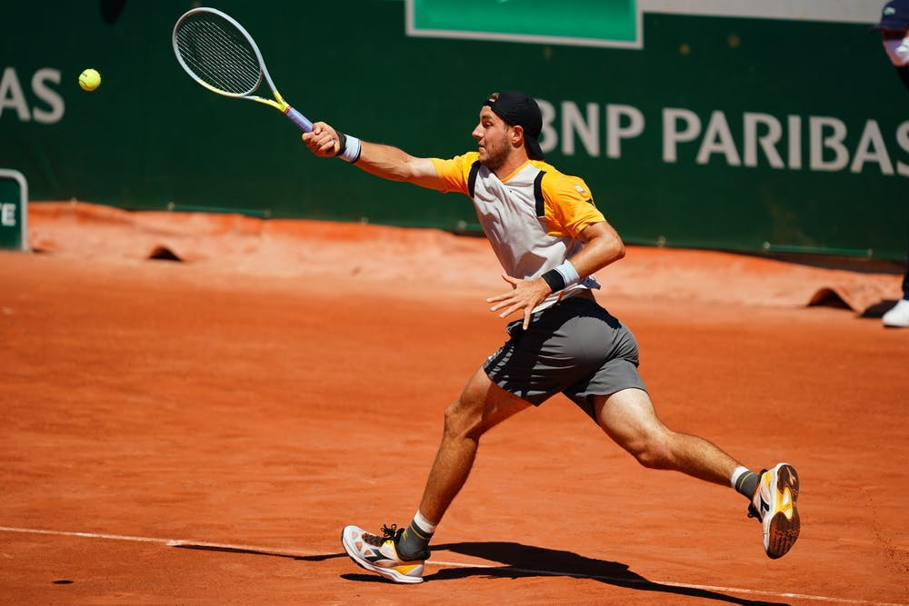 Jan-Lennard Struff, Roland Garros 2021, first round