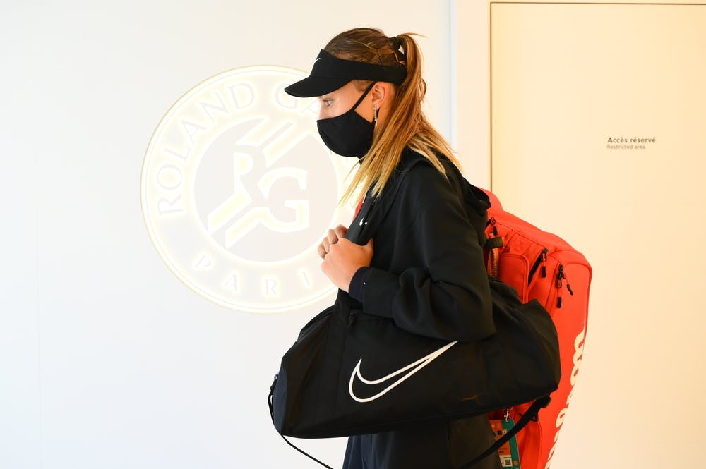 Paula Badosa, Roland-Garros 2021, quarter final