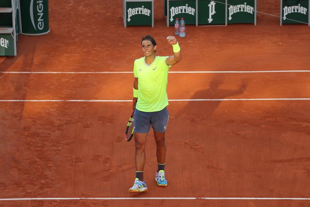 Rafael Nadal Roland Garros 2019 third round