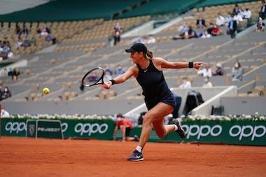 Victoria Azarenka, Roland Garros 2021, third round