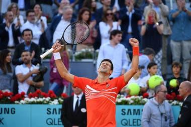 Novak Djokovic - Madrid 2019