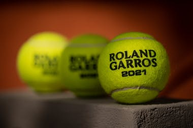 The Roland-Garros 2021 ball
