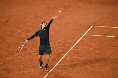 Dominic Thiem, Roland Garros 2020,