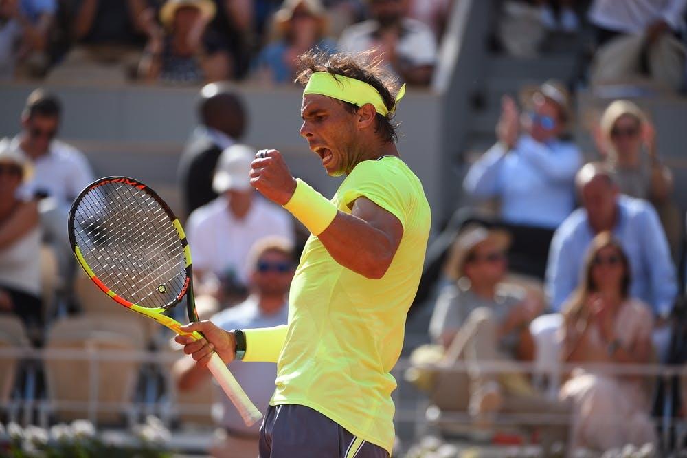 Rafael Nadal - Roland-Garros 2019 - huitièmes de finale