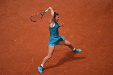 Roland-Garros 2018, 8e de finale Simona Halep