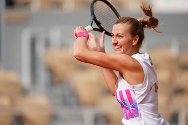 Petra Kvitova, Roland Garros 2020, quarterfinal
