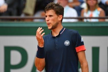 Dominic Thiem Roland-Garros 2018
