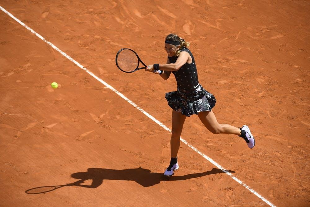 Victoria Azarenka - Roland-Garros 2019 - 1er tour