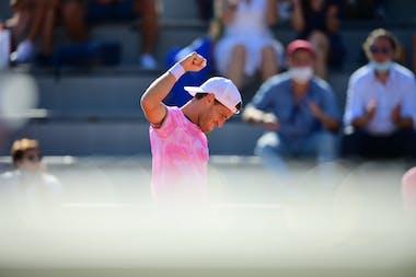 Diego Schwartzman, Roland Garros 2021, first round
