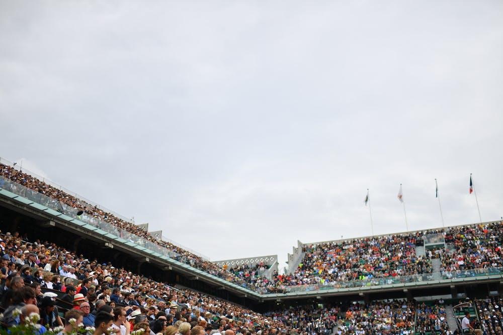 court Philippe-Chatrier Roland-Garros