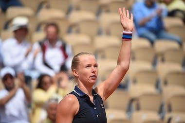 Kiki Bertens, Roland Garros 2019