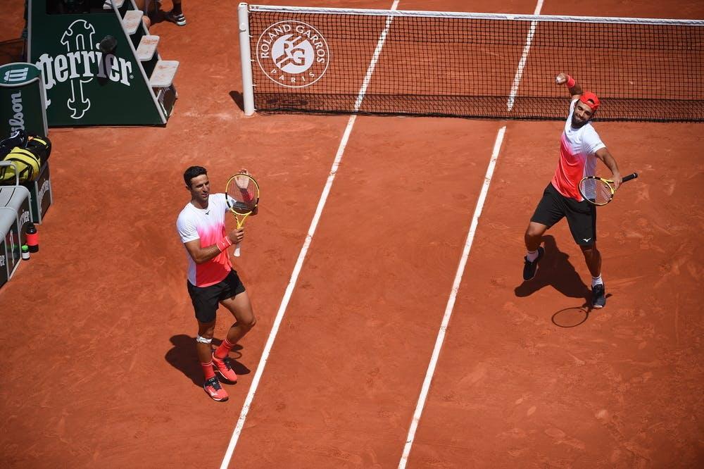 Juan Sebastian Cabal, Robert Farah, Roland-Garros 2021, quarter final