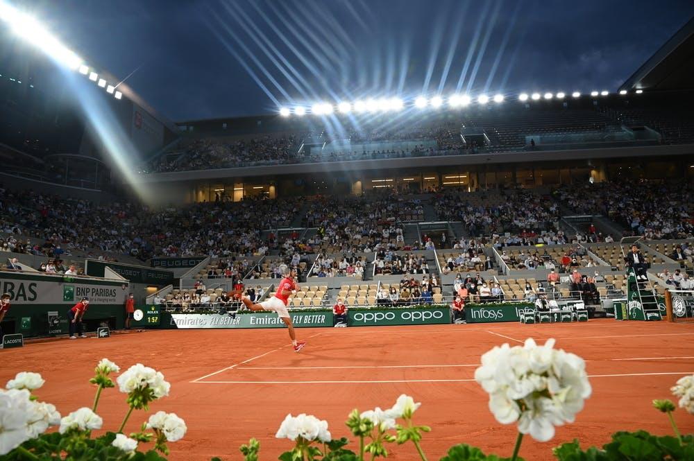 Novak Djokovic, Roland Garros 2021, quarter-final