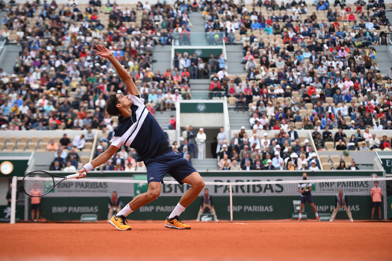 Roland-Garros Pierre-Hugues Herbert