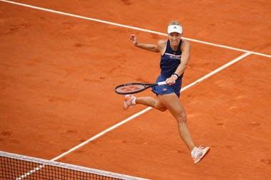Roland-Garros 2018, 8e de finale, Angelique Kerber