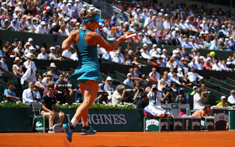 Roland-Garros 2018, 1/2 finale, Simona Halep