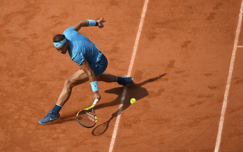 Rafael Nadal, Roland-Garros 2018